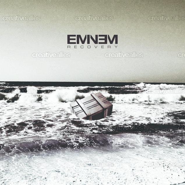 Eminem Album Cover by Du.designer on CreativeAllies.com