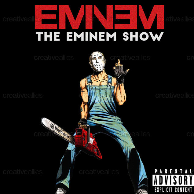 Design an Album Cover for Eminem | Creative Allies