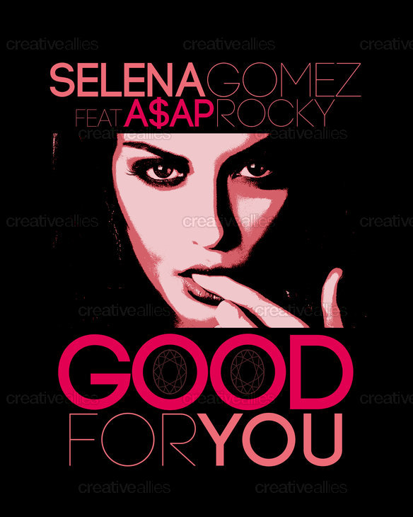 Selena Gomez Poster by ChardsB on CreativeAllies.com