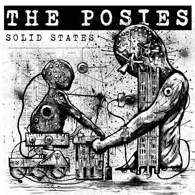 The Posies Album Cover by normal on CreativeAllies.com