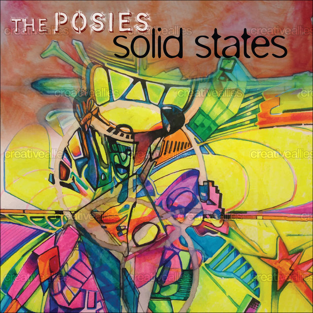 The Posies Album Cover by Mauricio on CreativeAllies.com