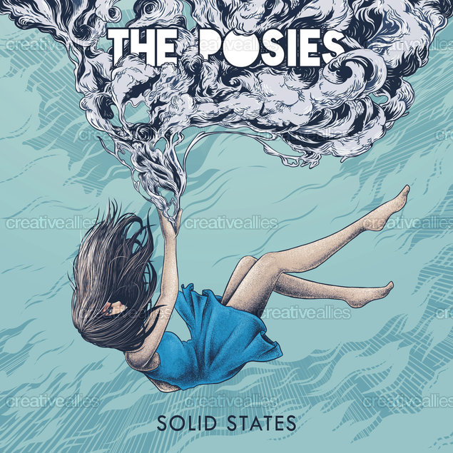 The Posies Album Cover by BhayuAka on CreativeAllies.com