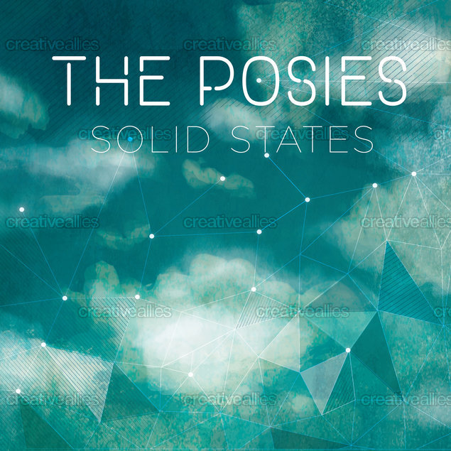 The Posies Album Cover by Kim Henry on CreativeAllies.com