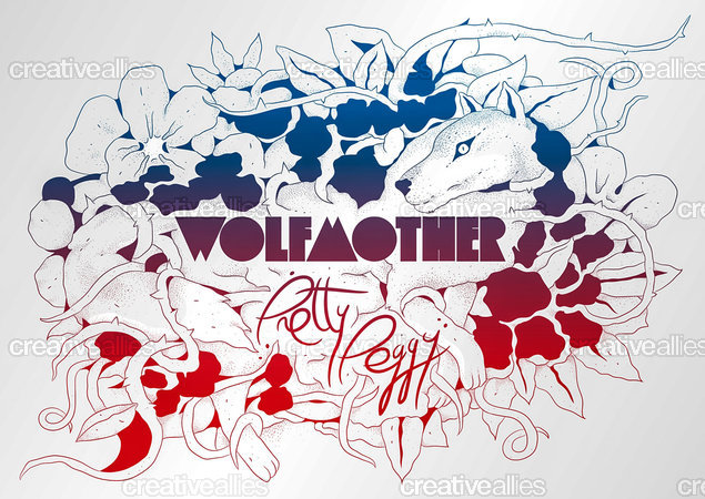 Wolfmother Poster by migspinoza on CreativeAllies.com