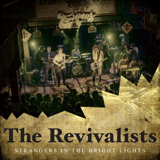 The Revivalists Packaging By Rod