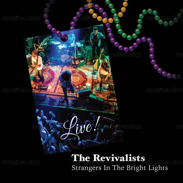 The Revivalists Packaging By Pasha