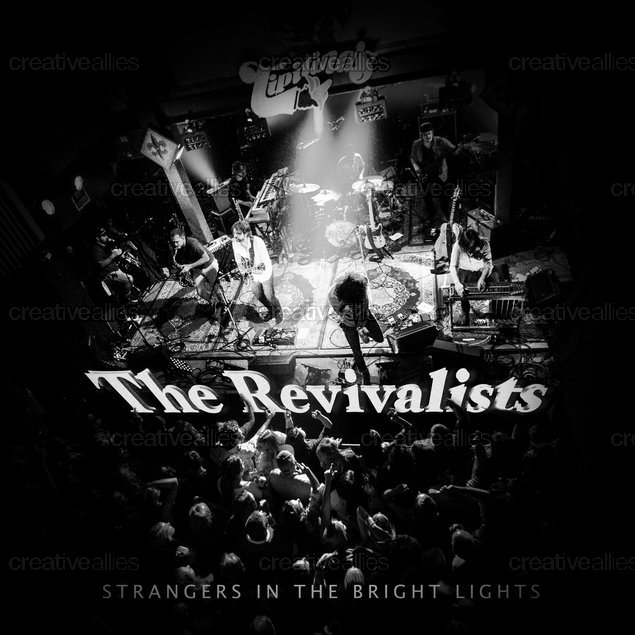 The Revivalists Packaging by BhayuAka on CreativeAllies.com