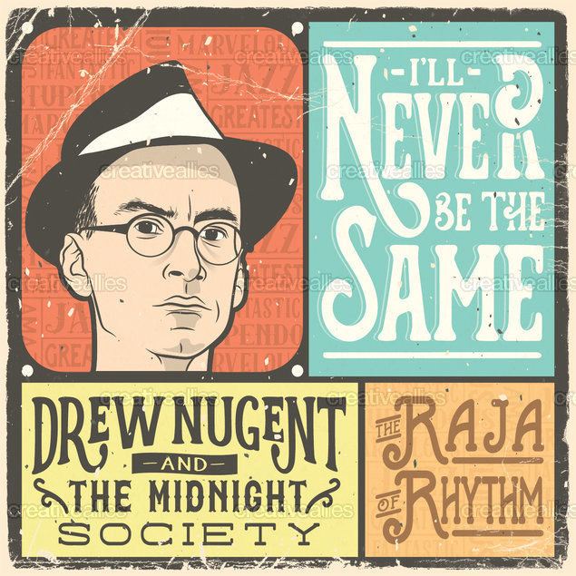 Drew Nugent Packaging by N.Bascus on CreativeAllies.com