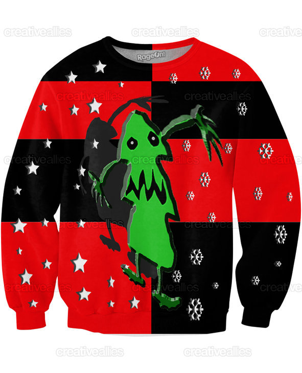 Ugly Christmas Sweater Clothing by asunvm on CreativeAllies.com