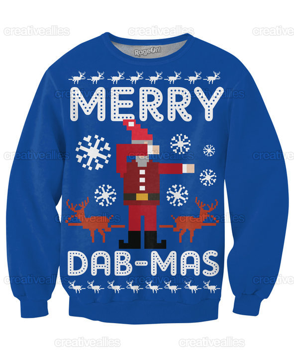 Ugly Christmas Sweater Clothing by derrick.aviles on CreativeAllies.com