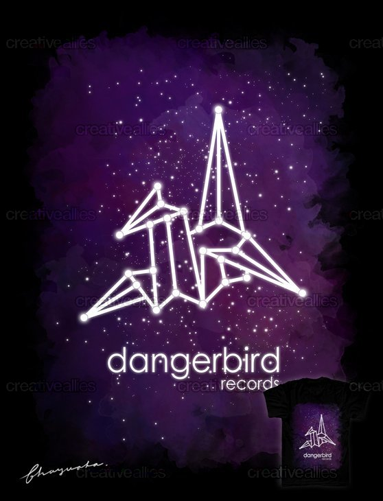 Dangerbird Records Poster by BhayuAka on CreativeAllies.com