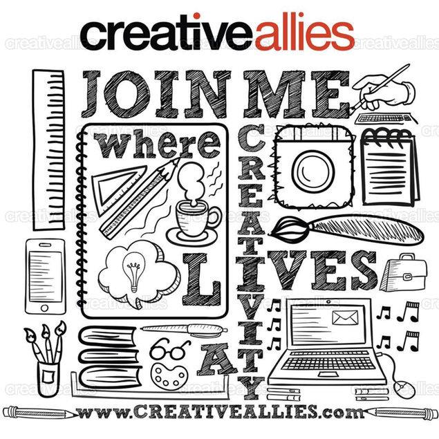 Creative Allies Ally Art by Creative Artista on CreativeAllies.com