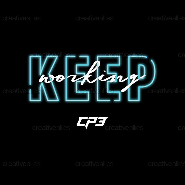 CP3 Family Collection Merchandise Graphic by N.Bascus on CreativeAllies.com