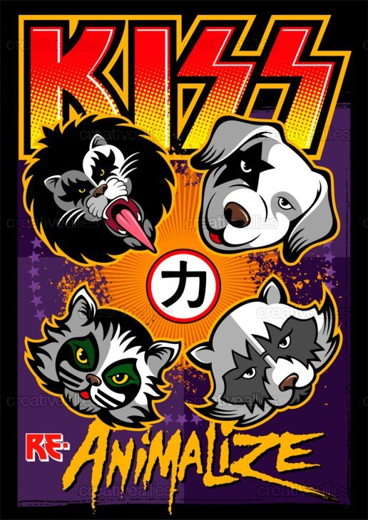 KISS Clothing by Anatol Tadorski on CreativeAllies.com