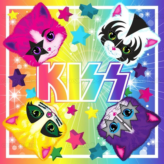 KISS Clothing by Katersbonneville on CreativeAllies.com