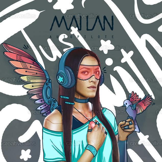 Mai Lan  Ally Art by midoriglasses on CreativeAllies.com