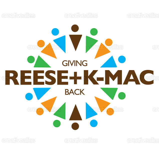 Reese & K-Mac Logo by Karen on CreativeAllies.com