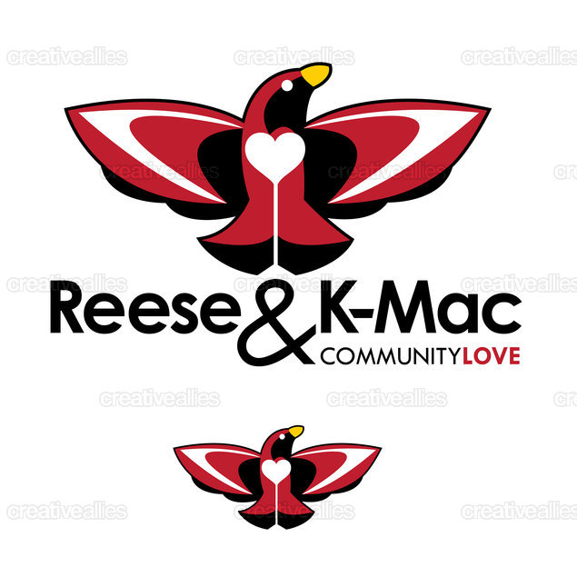 Reese & K-Mac Logo by chipmac713 on CreativeAllies.com