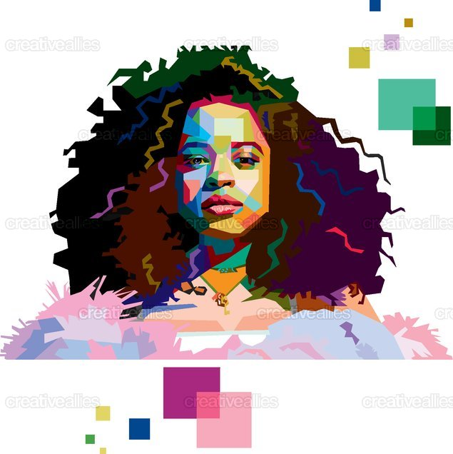 Ella Mai Merchandise Graphic by S.ind on CreativeAllies.com
