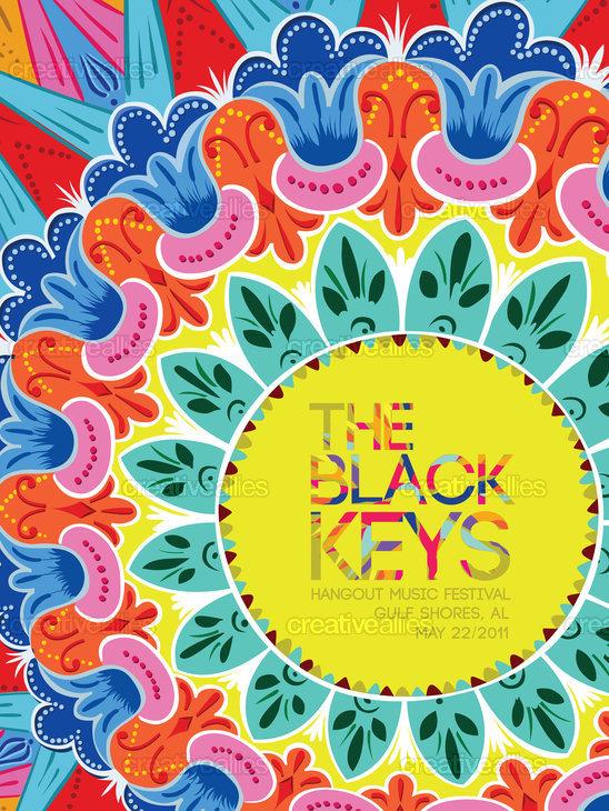 The_black_keys_poster_18x24