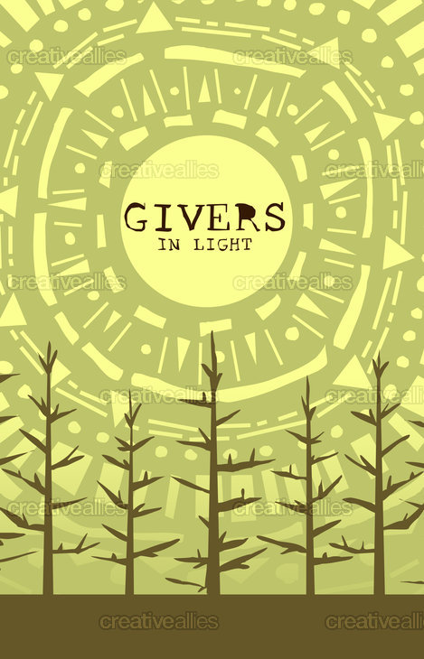 GIVERS Poster by Motor Mouth on CreativeAllies.com