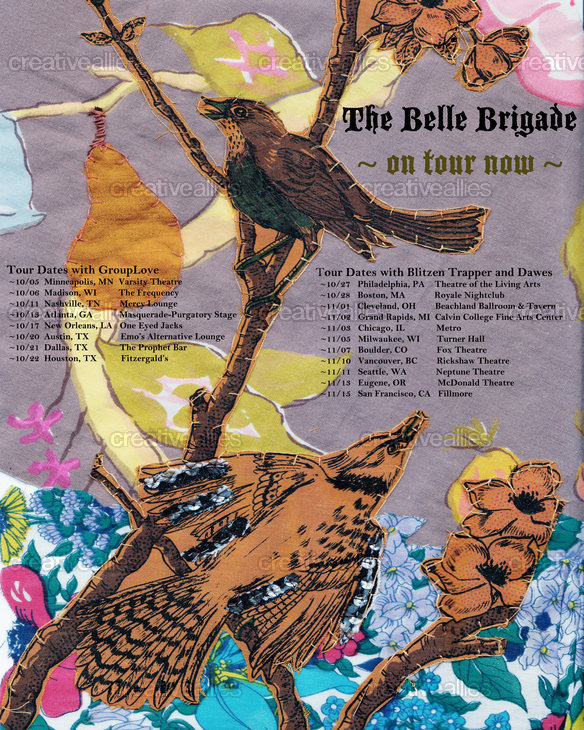 The_belle_brigade