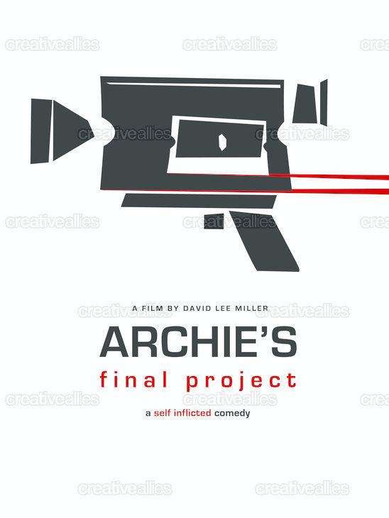 Archie's Final Project Poster by Vincent Gabriele on CreativeAllies.com