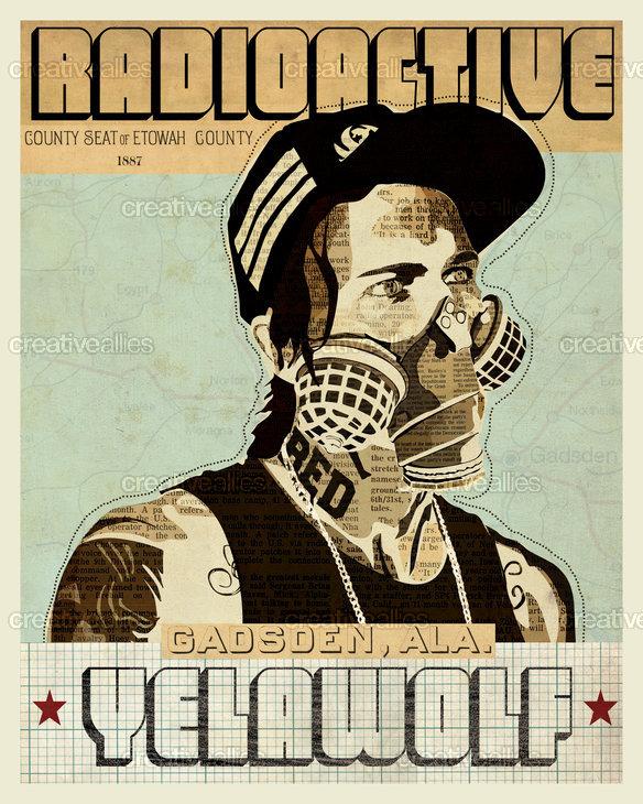 Yelawolf Poster by thekylemosher on CreativeAllies.com