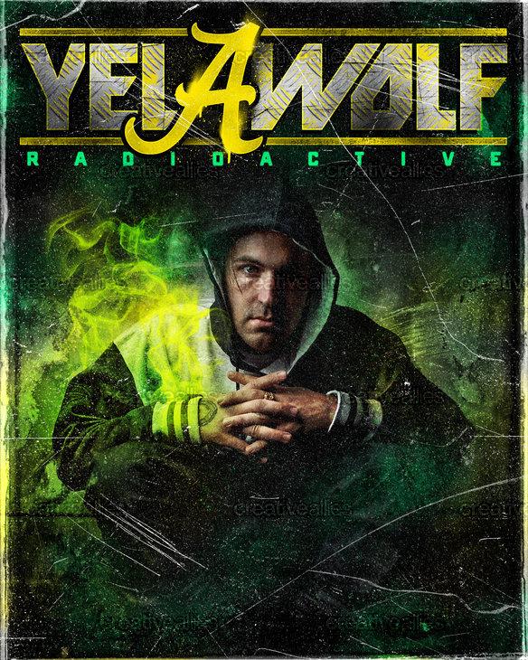 Yelawolf Poster by aysedesignz