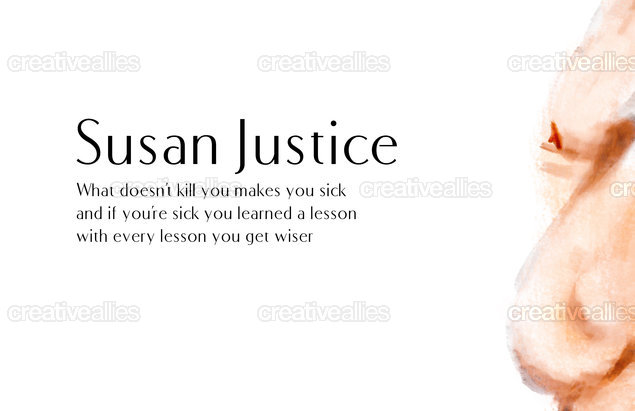 Susan_justice_eat_dirt_text_posterwide