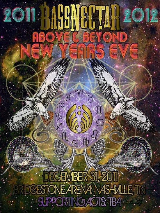 Bassnectar New Years Eve