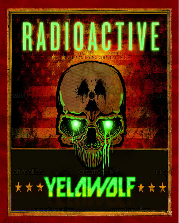 Yelawolf Poster by AleksDebosz on CreativeAllies.com