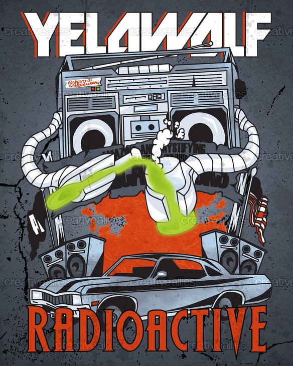Yelawolf Poster by miller836