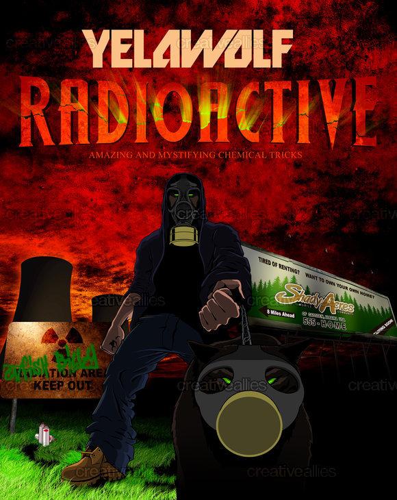 Yelawolf Poster by StatenIsleGraphics