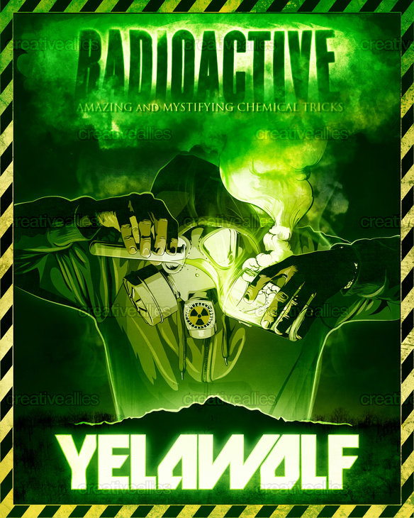 Yelawolf Poster by Alterprod