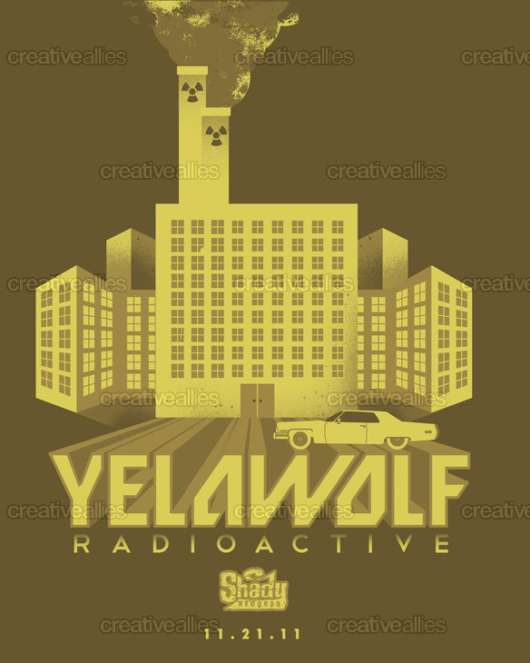 Yelawolf Poster by jmwilkinson
