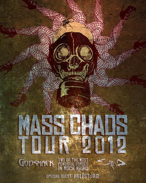Mass-chaos-poster