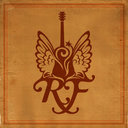 Design_logo_rose_falcon_clean__guitar_retro_by_titosup