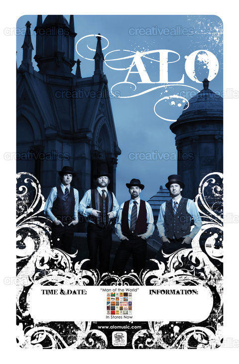 ALO Poster by J. Ellington on CreativeAllies.com