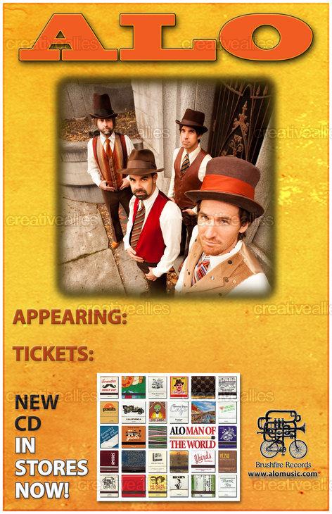 ALO Poster by Trickinsid on CreativeAllies.com