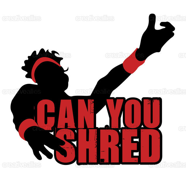 Shred_onwhite