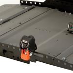 Retractable Self-Tensioning Securement Belts
