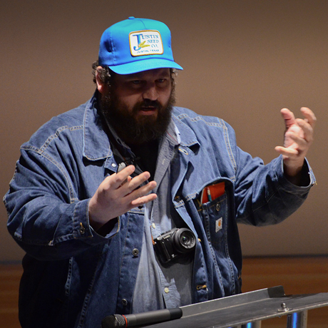 aaron james draplin the ddc 50 point plan to ruin yer career creativemornings pdx. Black Bedroom Furniture Sets. Home Design Ideas