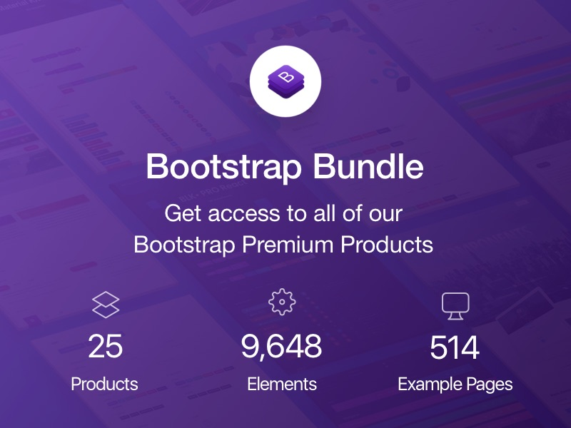 Bootstrap Bundle