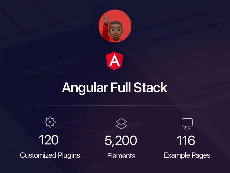 Angular Stack