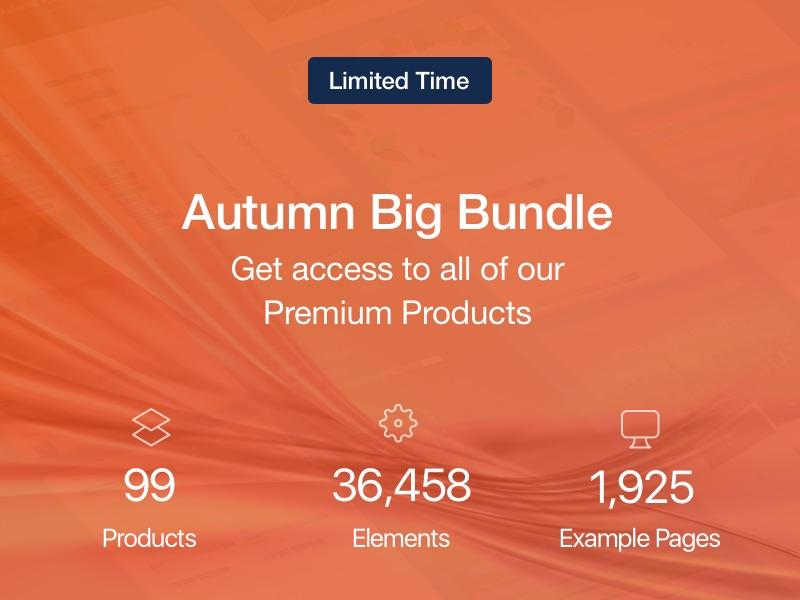 Autumn Big Bundle