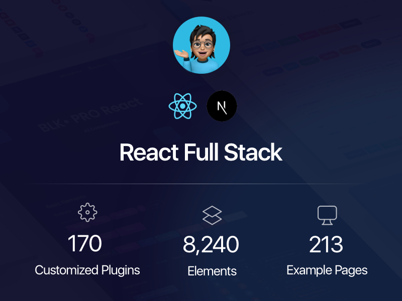 React Full Stack Bundle