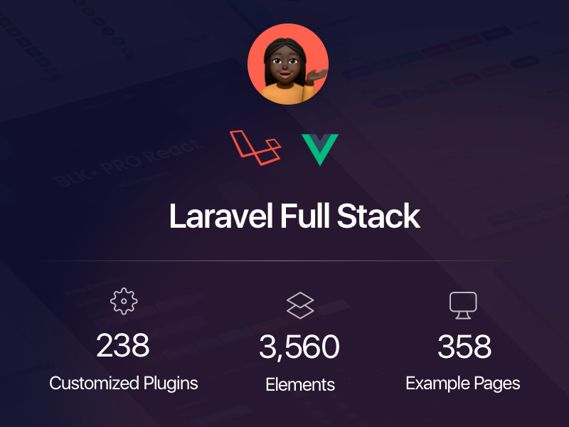 Laravel Full Stack Bundle