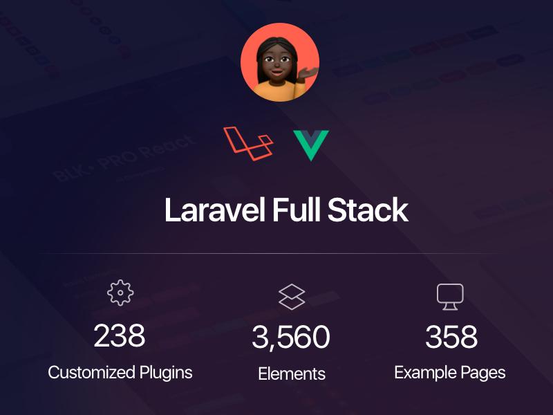 Laravel Full Stack