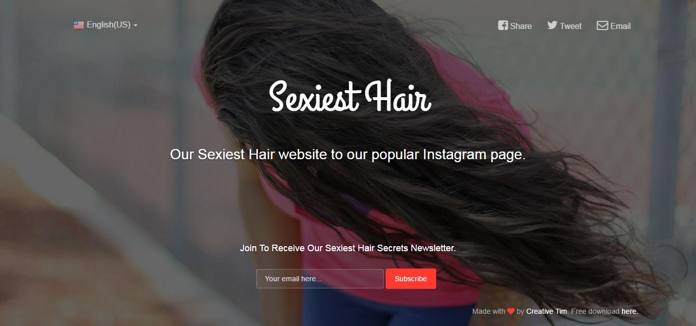 Sexiest hairgalerie